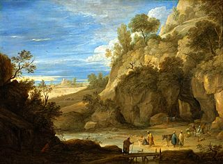 Landscape with Gypsies.