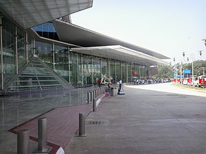 Terminal-2, Lucknow International airport.jpg