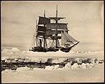 Terra Nova in pack ice off Antarctica.jpg