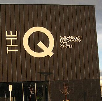 "Queanbeyan - The ""Q"" – Queanbeyan Performing Arts Centre"
