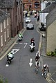 The 2009 Tour of Britain Cycle Race in Melrose - geograph.org.uk - 1492588.jpg