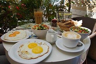 Israeli cuisine - Israeli breakfast