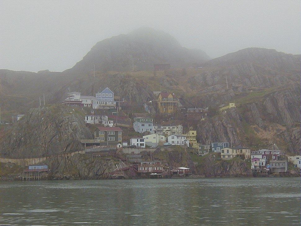 The Battery, St. John's Nfld. - panoramio