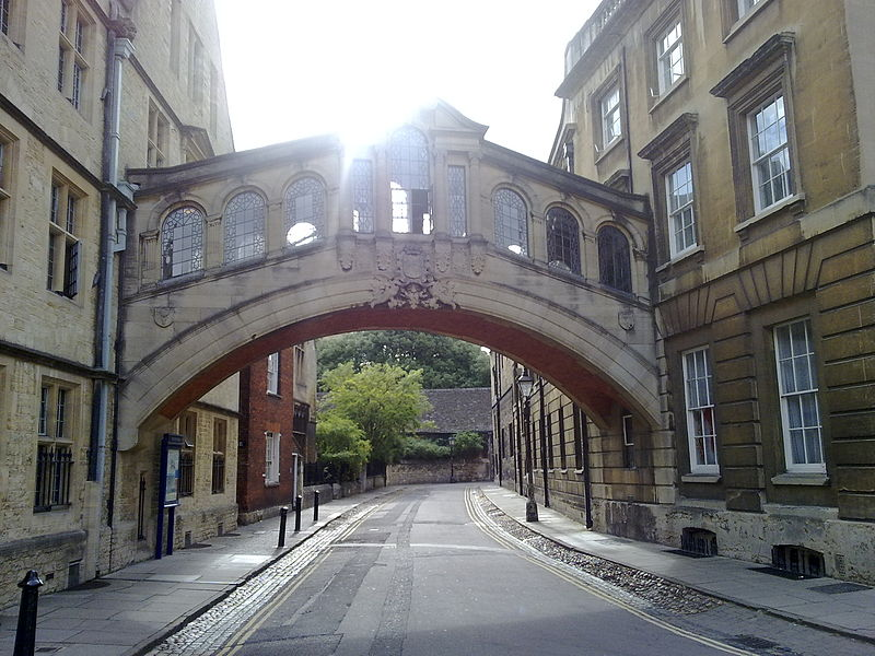 The Beginning of New College Lane from the north.jpg