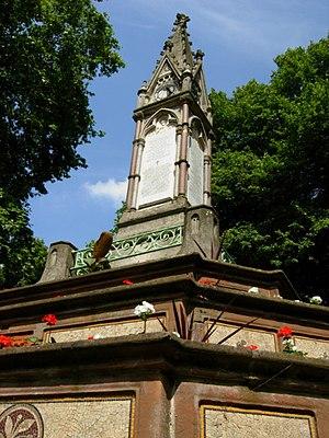 Maurice Margarot - Burdett Coutts Memorial Sundial.