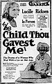 The Child Thou Gavest Me (1921) - 3.jpg