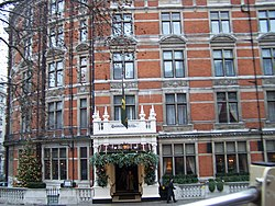The Connaught Hotel, London, via Wikipedia