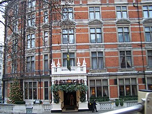 The Connaught (hotel) - Image: The Connaught 1