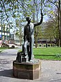 The Coventry Boy Statue, Coventry.jpg