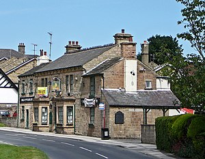 East Keswick - The Duke of Wellington public house