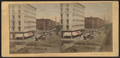 The Fifth Avenue Hotel and the Worth Monument from the Balcony of St. Germains, from Robert N. Dennis collection of stereoscopic views.png