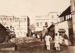 The French Post Office in Malindi (Road), Zanzibar Stone Town, 19th century.jpg