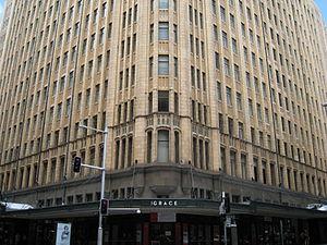Grace Building, Sydney - Image: The Grace Building, Sydney 1