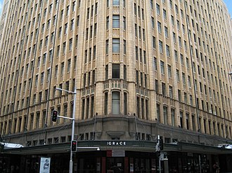 Grace Building, Sydney - Image: The Grace Building, Sydney 1