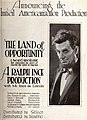 The Land of Opportunity (1920) - 1.jpg