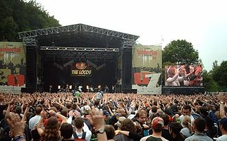 The Locos - The Locos in Taubertal Festival, Germany 2007