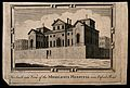 The Middlesex Hospital; seen from the south-east. Engraving Wellcome V0013602.jpg