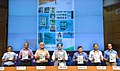 The Minister of State for Housing and Urban Affairs (IC), Shri Hardeep Singh Puri launching the Ease of Living Index, at a press conference, in New Delhi (1).JPG