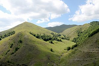 District of Mitrovica - The Mountains of Bajgora