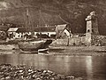 The Old Pier Lynmouth by Stephen Thompson 1875.jpg