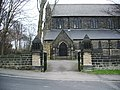 The Parish Church of St Margarets, Horsforth, Entrance - geograph.org.uk - 718856.jpg