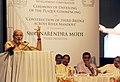 The Prime Minister, Shri Narendra Modi addressing at the foundation stone laying ceremony of the new Mandovi Bridge, in Goa on June 14, 2014. The Chief Minister of Goa, Shri Manohar Parrikar is also seen.jpg