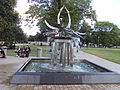 The Swan Fountain, Stratford-upon-Avon - DSC09015.JPG