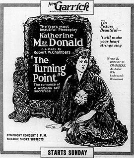 <i>The Turning Point</i> (1920 film) 1920 film