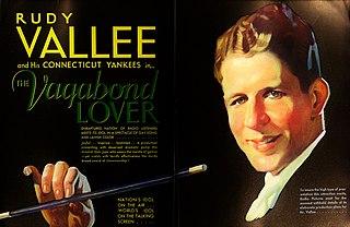 <i>The Vagabond Lover</i> 1929 film by Marshall Neilan