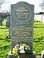 The grave of Racing Driver Jim Clark - geograph.org.uk - 122202.jpg