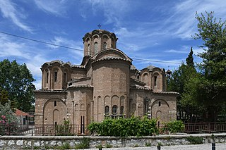 Church of the Holy Apostles (Thessaloniki) church in Thessaloniki