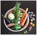 Thiéboudiène ingredients 1. vegetables, spices.jpg