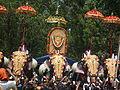 Thiruvambadi varav during Thrissur Pooram 2013 7310.JPG