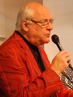 Tomas Bolme på Göteborgs bogmesse 2010.