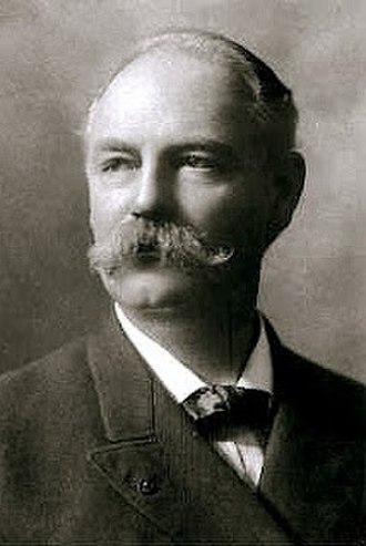 Thornton Chase - Thornton Chase, circa 1900