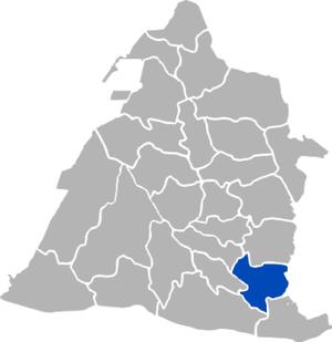 Tianzhong, Changhua - Tianzhong Township in Changhua County