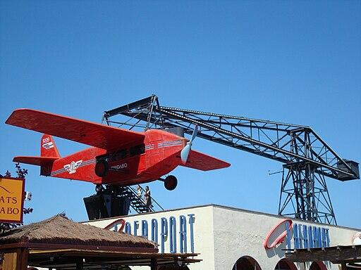 Tibidabo (atracció Avió)