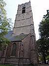 tiel rijksmonument 35569 zijaanzicht toren grote of st.maarten kerk
