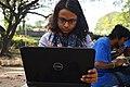 Tilottama Titlee at Wikipedia 15 good article edit-a-thon and adda, Chittagong 1 (02).jpg