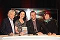 Timothée Girard sur l'émission consacrée à Marylène Bergmann avec Georges Lang et Catherine Nasser.jpg