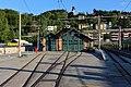 Tiroler Museumsbahnen Remise Abendsonne.jpg