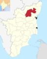 Tiruvannamalai district Tamil Nadu.png