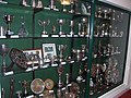 Tiverton Golf Club , The Trophy Cabinet - geograph.org.uk - 1123984.jpg
