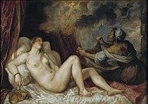 Tiziano - Dánae (Museo del Prado, Madrid, 1553-1554).jpg