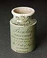 Tobacco jar, England, 1801-1900 Wellcome L0057308.jpg