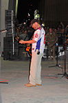 Toby Keith plays Bagram Air Field, Afghanistan DVIDS568633.jpg