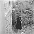 Toegang tot de ruines onder de kerk van de Verheerlijking op de Taborberg in Ga…, Bestanddeelnr 255-0934.jpg