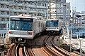 Tokyo Metro 03 at Minami-Senju Sta 2016-10-07 4.jpg