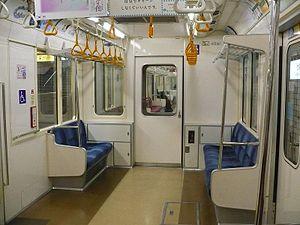 Tokyo Metro 02 series - Image: Tokyometro 02car
