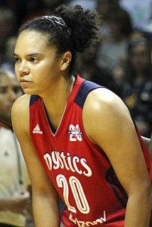 Kristi Toliver American basketball player